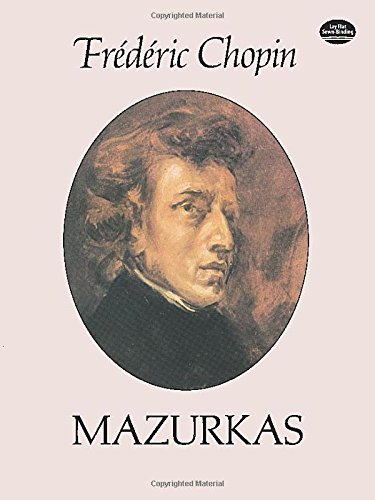 Mazurkas (Dover Music for Piano)