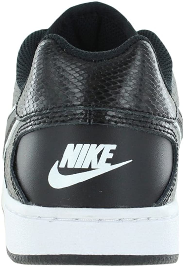 Nike Wmns Son of Force, Scarpe da Fitness Donna Nero Nero Bianco