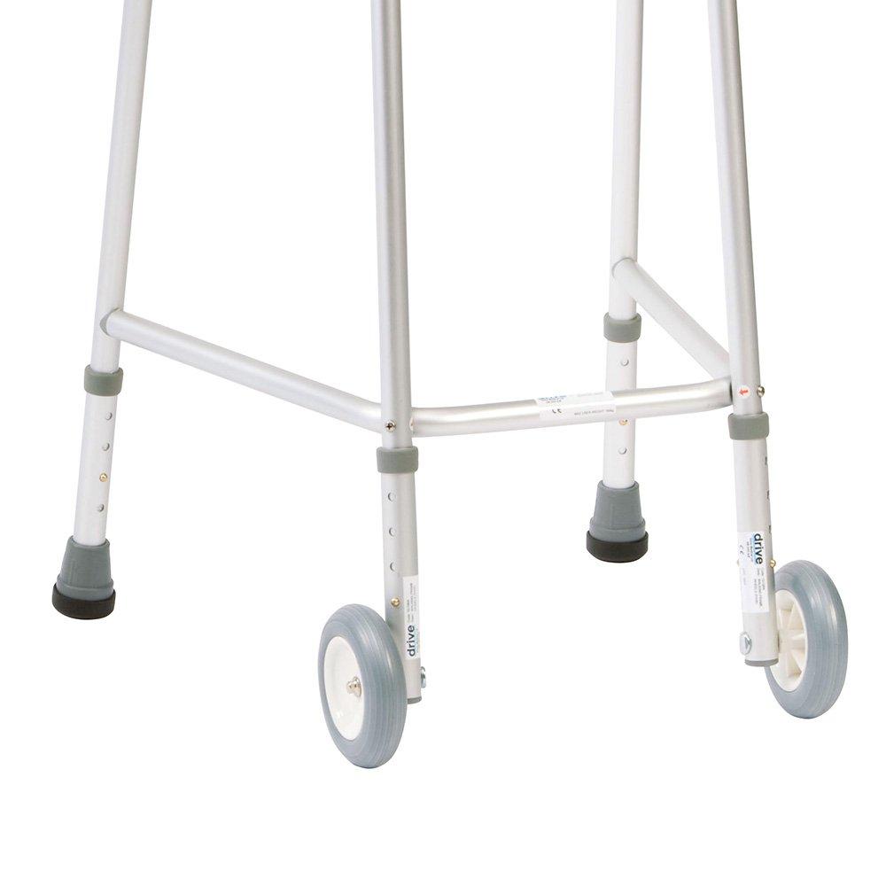 Amazon.com: NRS Healthcare – Andador (con ruedas) n73223 ...