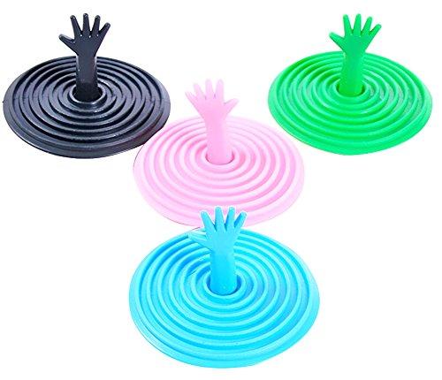 Blue Vessel Startseite Trendy Washroom Hand geformte Waschbecken-Stöpsel Wasser Gummi Waschbecken, Badewanne Stopper