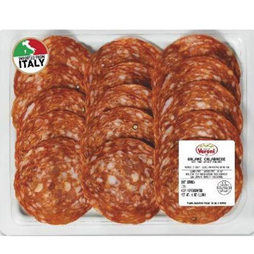 Calabrese Salame Sliced by Veroni (4 ounce)