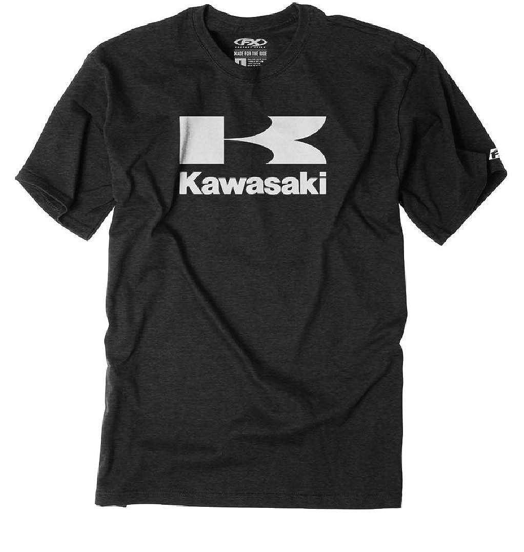 FX FACTORY EFFEX Mens Kawasaki Flying K T-Shirt