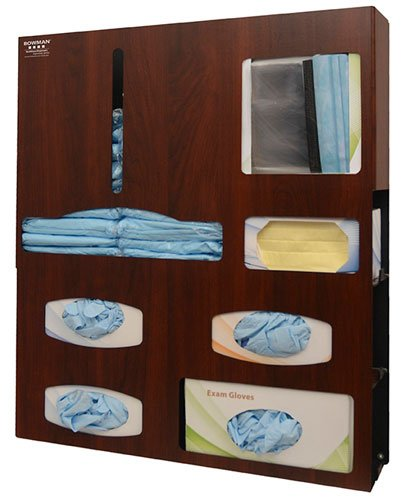 BOWMAN PS016-0233 Protection System, Signature Series, 26.63'' Height, 23.38'' Width, 4.75'' Length