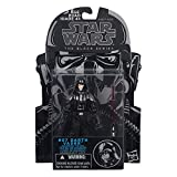 3 3/4-inch Hasbro Star Wars action figures return with The Black Series bringing you characters from the entire Star Wars saga! Each Action Figure comes with awesome accessories. Exciting black series Star Wars packaging showcases the figure! The Sta...