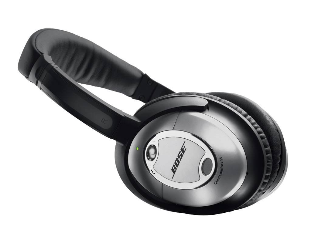 1a6cb424cf3 Amazon.com: Bose QuietComfort 15 Acoustic Noise Cancelling Headphones  (Discontinued by Manufacturer): Home Audio & Theater