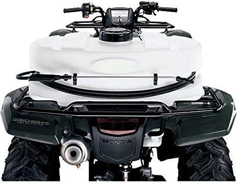 Fimco Pulverizador para quad, depósito de 55 litros, 1,0GPM, bomba por demanda