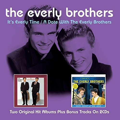 It s Everly Time/A date with the Everly Bros. [Audio CD] - Seller: marvelio - New / Nuevo (AGC)