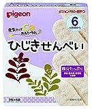 Pigeon baby snack healthy up calcium hijiki rice crackers 6 bags input ~ 12 pieces