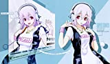 Super Sonico PLAYMAT CUSTOM PLAY MAT ANIME PLAYMAT #151