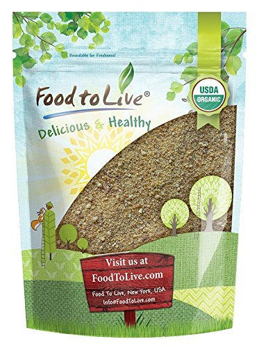 Organic Brown Coconut Sugar by Food to Live (Non-GMO, Pure Palm Sugar, Kosher, Vegan, Fair Trade, Unrefined, Granulated, Low Glycemic Sweetener, Highly Nutritious, Perfect for Baking, Bulk) - 1 Pound