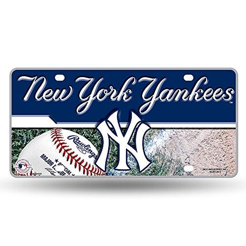 MLB New York Yankees Metal Auto ()