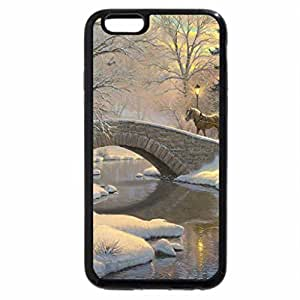 iPhone 6S / iPhone 6 Case (Black) Journey into the nature