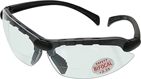 29568a02950 Image Unavailable. Image not available for. Color  C-2000 Bifocal Safety  Glasses ...