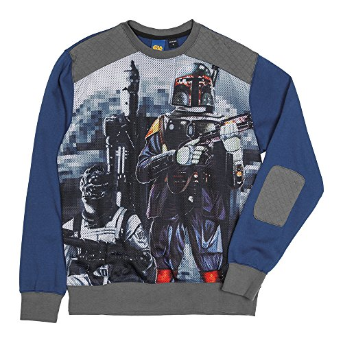 Star Wars Hunters Sublimated Sweatshirt