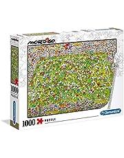 Clementoni Mordillo 39537 Puzzel 1.000 stukjes-Het spel