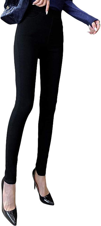 Dooxii Leggings Donna Inverno Modellanti Termici Felpati
