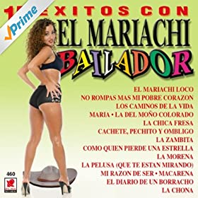 Amazon.com: Como Quien Pierde Una Estrella: Mariachi Bailador: MP3