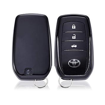 KAKTUS Toyota Funda de protección para Llave de Coche Smart Key de Toyota (Sólo versión sin Llave/versión Keyless Go)