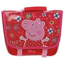 Peppa Pig Big Boys' Personalised Backpack