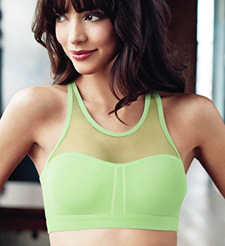 b.tempt'd by Wacoal B. Active Racerback Sports Bra (952199) 32/Jade Lime