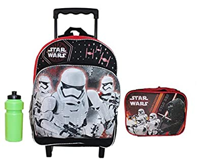 New Star Wars Rolling Backpack