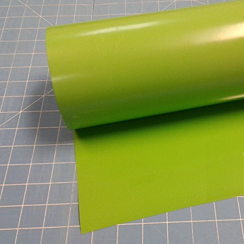 Siser Easyweed Apple Green 15 x 3 Iron on Heat Transfer Vinyl Roll -