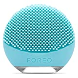 cepillo para polvo de limpieza facial portátil y personalizado para piel grasa de Ford Luna go, (For Oily Skin), Mint