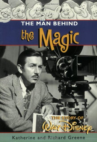 The Man behind the Magic: The Story of Walt Disney by Brand: Viking Juvenile (Image #1)