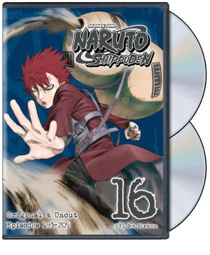 Naruto Shippuden Uncut Set 16 (Naruto Shippuden The Movie 2)