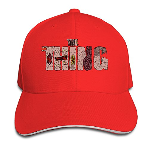 Price comparison product image Logon 8 The Thing Funny Hats Red One Size