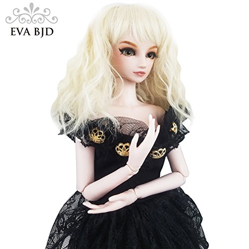Charm Spy Jimmy 1/3 BJD Doll 24inch Ball Jointed Dolls Reborn Figure + Full Set Accessories + Shoes + Hair + Clothes by EVA BJD (Image #2)