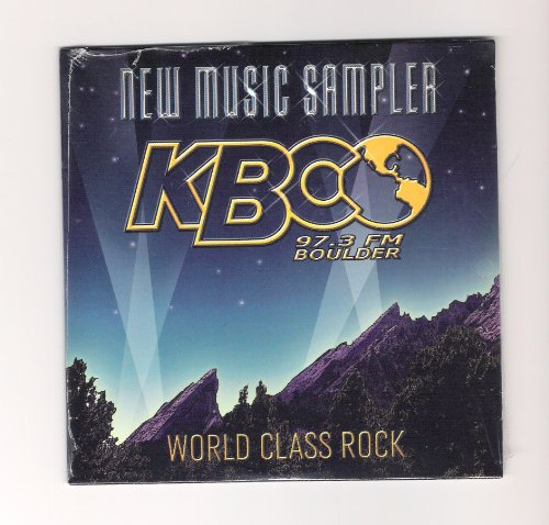 KBCO - The latest 97.3 KBCO New Music Sampler features ...