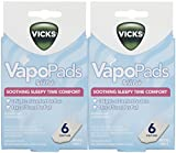Vicks VapoPads Baby Rub Waterless Vaporizer Pads - 2 pk