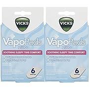 Vicks VapoPads Baby Rub Waterless Vaporizer Pads - 2 pk