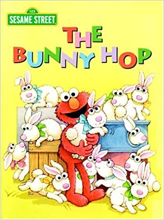 The Bunny Hop (Sesame Street) (Big Bird's Favorites Board