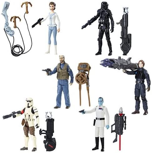 Star Wars Rogue One Imperial Ground Crew Action Figure Wave 1 3 3//4 Figure