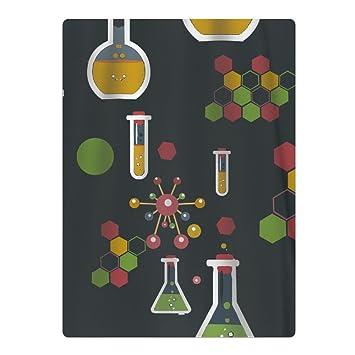 Toalla de playa divertida de química y ciencia atlética.: Amazon.es: Hogar