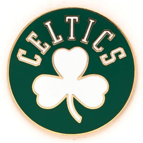 WinCraft NBA Boston Celtics 44162061 Collector Pin Jewelry Card
