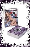 Zero Tolerance Girl Love All Girl Hardcore Playing Cards
