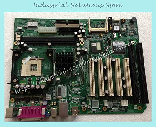Fevas Industrial Motherboard ATX Motherboard Isa PCI Agp Control AIMB-740 B1 100% Tested Perfect Quality