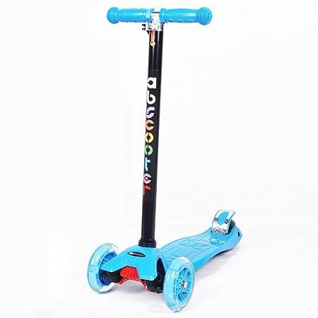 Patinetes Scooter para niños 3-6 años de Edad Bebé 3 Ruedas ...