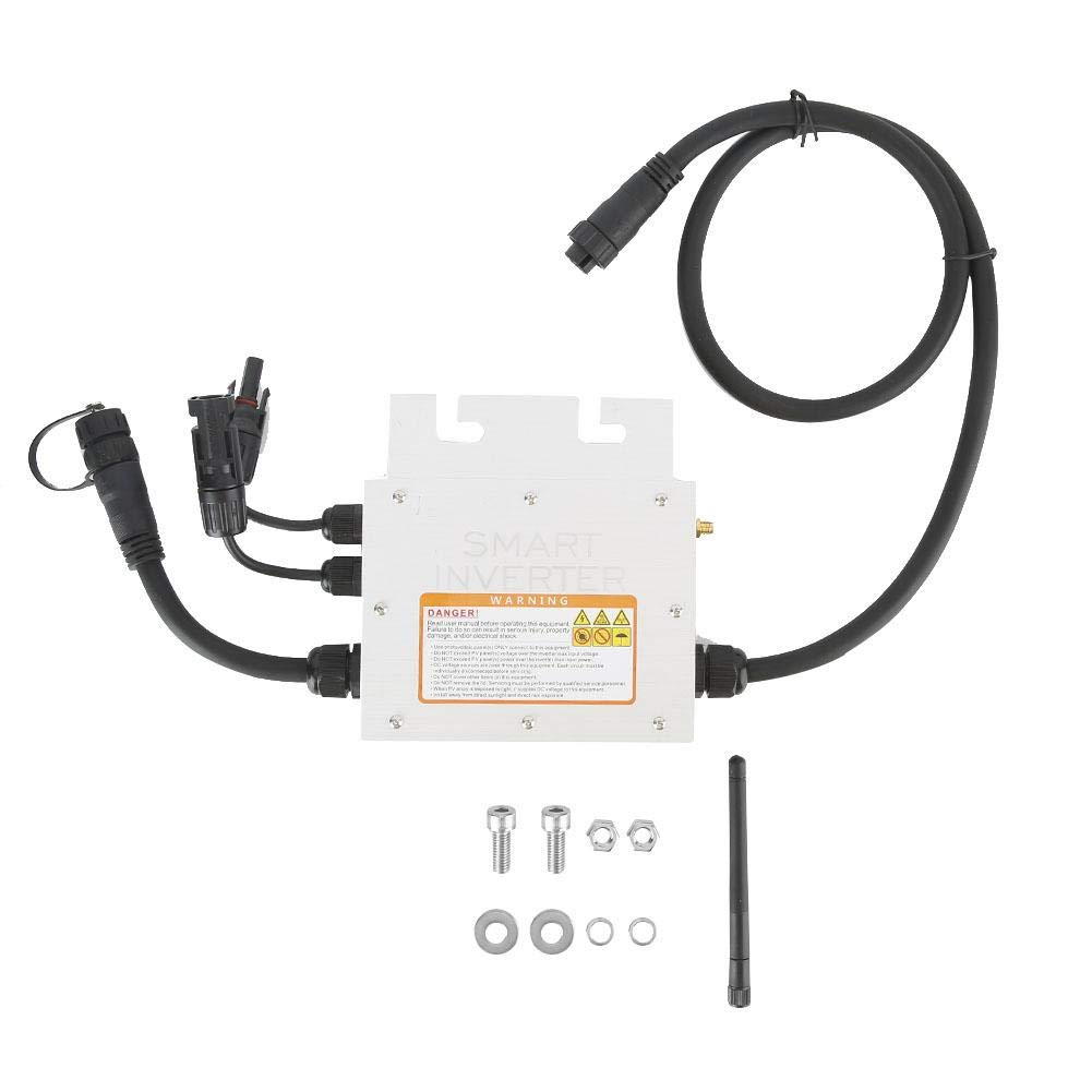 Micro Solar Inverter Natural Cooling