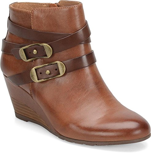 Compensés Whiskey Oakes Cuir Talons Sofft ItPa1qwxx6