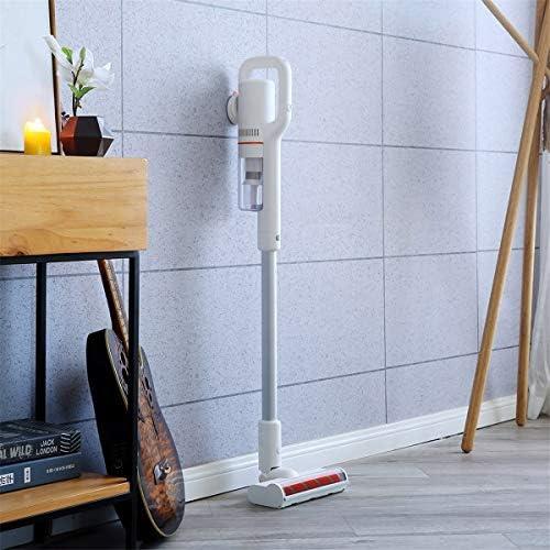 Siyu Aspirateur, Outil Pinceau Wireless Aspirateur portatif à Faible Bruit Intelligent Collecteur de poussière Multi-Fonction Brosse Aspirateur Fort aspirateur