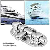 KIMISS Boat Bar Sliding Lock, Boats Marine Ship 316