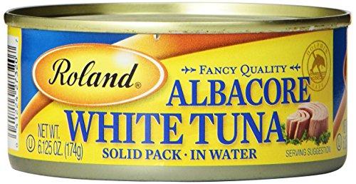 Roland White Albacore 6 125 Ounce