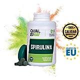 Spirulina Meeresalgen-Nahrungsergänzung - 100% natürliche Spirulina mit einem hohen Anteil an pflanzlichen Proteinen - Ideal für Sportler und Vegetarier - 360 Tabletten