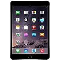 Apple iPad Mini 3 (64GB, Wi-Fi + Cellular, Space Gray) 2014 Model (Renewed)