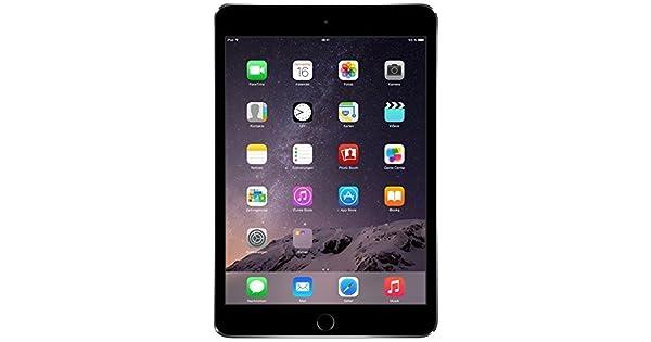 Amazon.com: Apple iPad Mini 3., Gris espacial: Computers ...