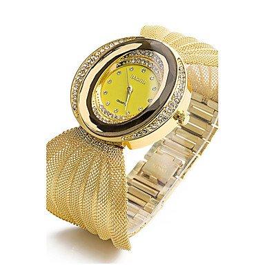 Relojes Hermosos, Mujer Niños Simulado Diamante Reloj Reloj Pulsera Reloj de Moda Chino Cuarzo La